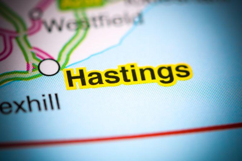 Running gear local to Hastings
