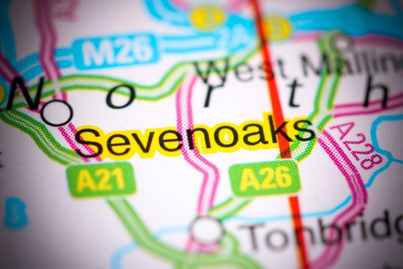 Running gear local to Sevenoaks